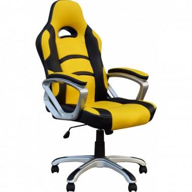 Купить Кресло для геймера Примтекс Плюс Racer H-2240 - цена и отзывы