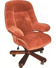 Купить недорого Деревянное кресло руководителя - Офисное кресло Примтекс Плюс STATUS EXTRA ECONOM  в Украине