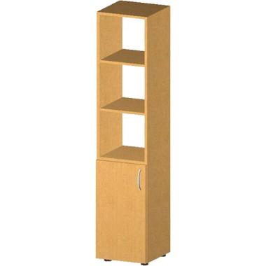 Купить Пенал-стеллаж с дверцей БЮ512 - цена и отзывы