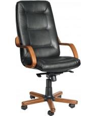Купить недорого Деревянное кресло руководителя - Кресло Примтекс Плюс SENATOR Extra в Украине
