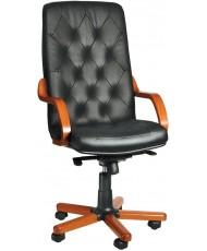 Купить недорого Деревянное кресло руководителя - Кресло Примтекс Плюс VITAS Extra в Украине