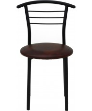 Купить недорого Cтулья для баров и кафе - Стул Примтекс Плюс 1011 (MARCO) black в Украине