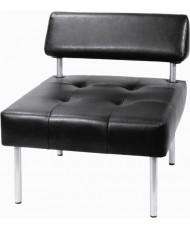 Купить недорого Офисные диваны - Офисный диван Примтекс Плюс D-02 одноместное без подлокотников в Украине
