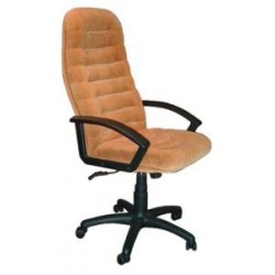 Кресло для руководителя с пластиком
