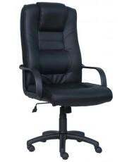 Купить недорого Кресло для руководителя с пластиком - РИНО В в Украине