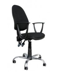 Купить недорого Кресло руководителя с хромом - GALANT GTP CHROME SYNCHRO в Украине
