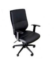 Купить недорого Кресло для руководителя с пластиком - Кресло Примтекс Плюс NEON GTP Pl в Украине