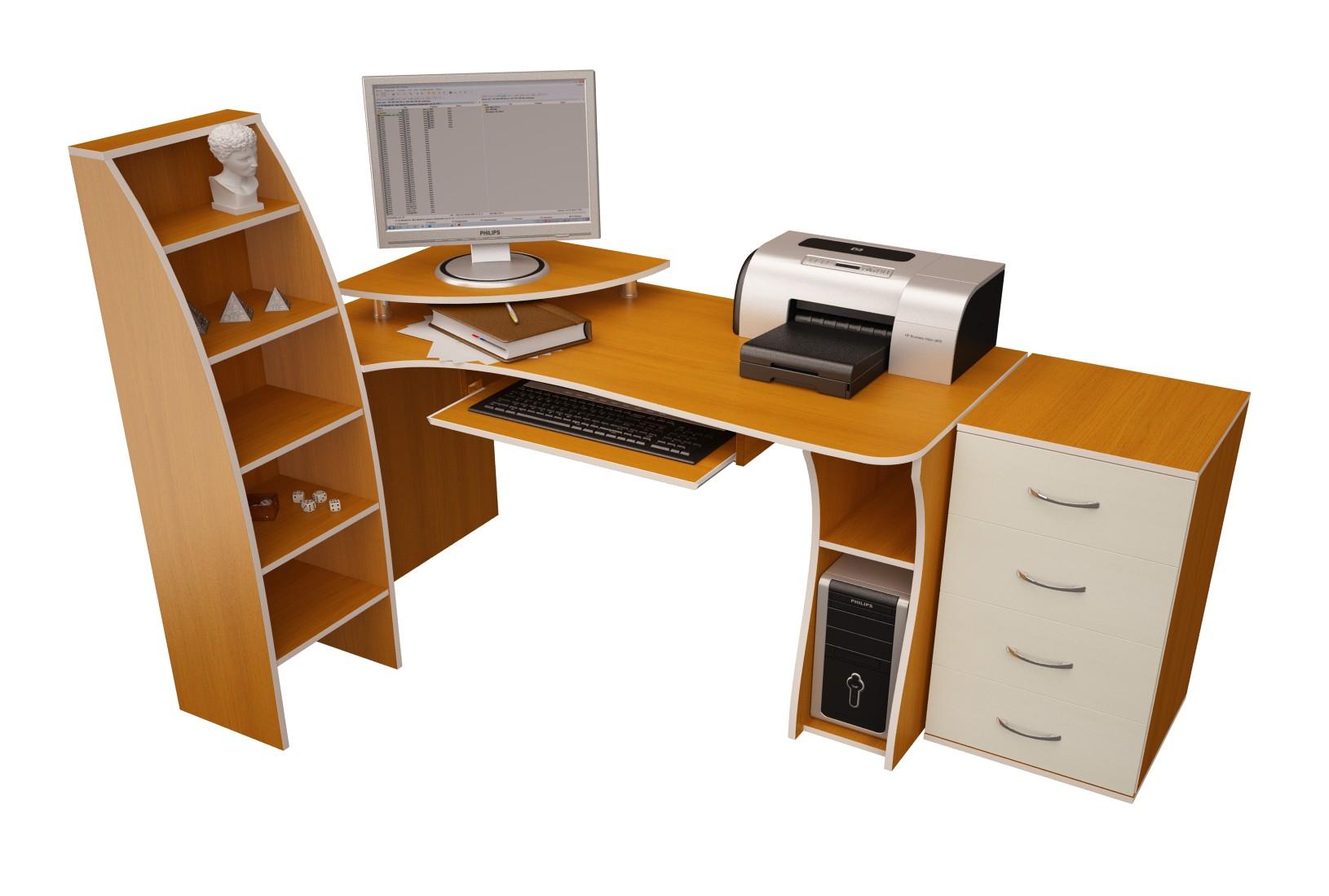 Компьютерный стол - ника 55 ваша хата. ваш интернет-магазин.