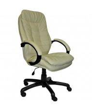 Купить недорого Кресло руководителя с хромом - Кресло Примтекс Плюс BARSELONA Tilt  в Украине
