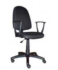 Купить недорого Кресла склад - Кресло Примтекс Плюс JUPITER GTP-SONATA C-11 Black в Украине