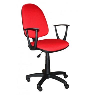 Купить Кресло Примтекс Плюс JUPITER GTP-SONATA C-16 Red - цена и отзывы