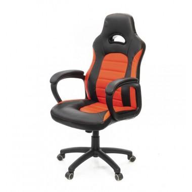 Купить Кресло Стрит • PL TILT чёрно-красный - цена и отзывы