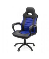 Купить недорого Геймерские кресла - Кресло Стрит • PL TILT чёрно-синий в Украине