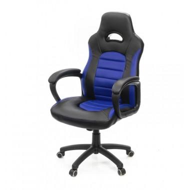 Купить Кресло Стрит • PL TILT чёрно-синий - цена и отзывы