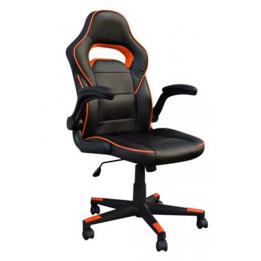 Купить Кресло для геймера Примтекс Плюс Fire O-01 - цена и отзывы