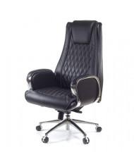 Купить недорого Кресло руководителя люкс - Кресло АРМИНГ • CH SR чёрный в Украине