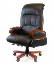 Купить недорого Кресло руководителя люкс - Кресло ЭДИСОН • EX RL чёрный в Украине
