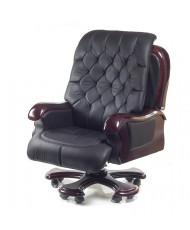 Купить недорого Кресло руководителя люкс - Кресло ЦЕЗАРЬ • EX RL браун в Украине