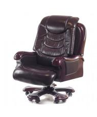 Купить недорого Кресло руководителя люкс - Кресло ФАРАОН • EX RL бордо в Украине