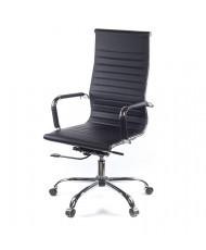 Купить недорого Кресло руководителя с хромом - Кресло Кап • CH D-TILT в Украине
