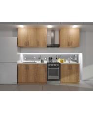 Купить недорого Кухонная мебель - Кухня Арабика 2,6 м (врезная мойка) в Украине