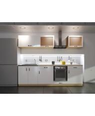 Купить недорого Кухонная мебель - Кухня Кенди (МДФ) 2,6 м в Украине