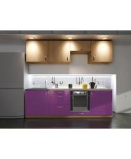 Купить недорого Кухонная мебель - Кухня Зефир (МДФ/ДСП) 2,4 м в Украине