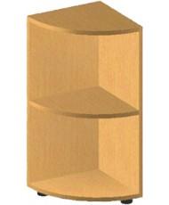 Купить недорого Шкафы - Секция радиусная (угловая) БЮ507 в Украине