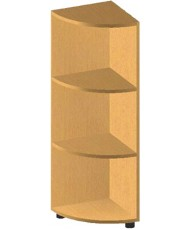 Купить недорого Шкафы - Секция радиусная (угловая) БЮ508 в Украине