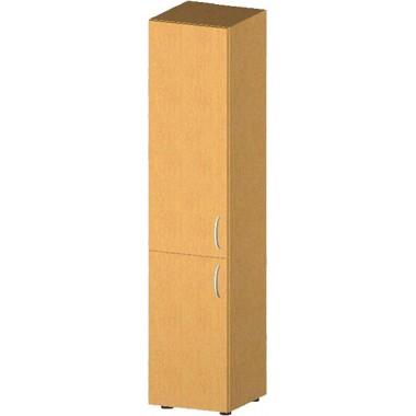 Купить Пенал-стеллаж с дверьми БЮ514 - цена и отзывы
