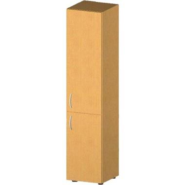 Купить Пенал-стеллаж с дверьми БЮ515 - цена и отзывы