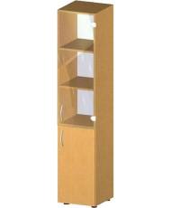 Купить недорого Пеналы - Пенал-стеллаж с дверьми БЮ517 в Украине