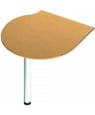 Купить недорого Приставные элементы - Стол приставной БЮ 208 с опорой ФР601 в Украине