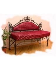 Купить недорого Кованые диваны - Диван кованый КДК9 в Украине