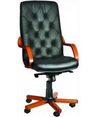 Купить недорого Деревянное кресло руководителя - Кресло Примтекс Плюс Vitas STEEL Tilt  в Украине