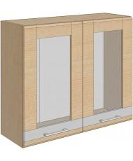 Купить недорого Кухня Адэль светлая - Модуль верхний (МВСУ 80х71,8 витрина) в Украине