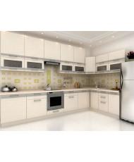 Купить недорого Кухня Адэль светлая - Кухня Адель (3600х1800х2132) в Украине