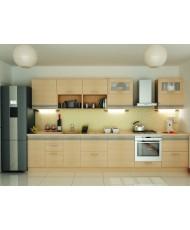Купить недорого Кухня Адэль светлая - Кухня Адель (3600х600х2132) в Украине