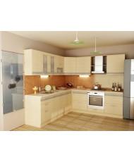 Купить недорого Кухня Адэль светлая - Кухня Адель (2400х2400х2132) в Украине