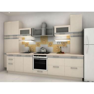 Купить Кухня Адель (3800х600х2132) - цена и отзывы