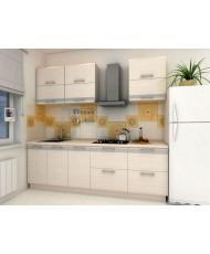 Купить недорого Кухня Адэль светлая - Кухня Адель (2400х600х2132) в Украине
