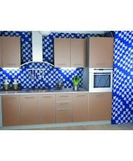 Купить недорого Кухня Капучино - Кухня Капучино (2600x600x2132) в Украине