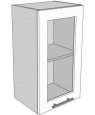 Купить недорого Кухня Сити - Модуль верхний Сити (МВ 40х71,8 л/п витрина) в Украине