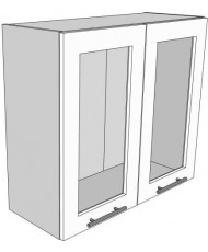 Купить недорого Кухня Сити - Модуль верхний Сити (МВ 80х71,8 витрина) в Украине