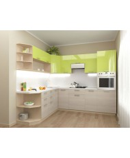 Купить недорого Кухня Киви - Кухня Киви (2100x2000х2132) в Украине