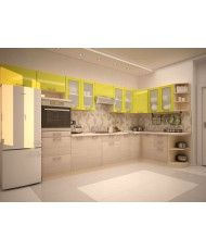 Купить недорого Кухня Киви - Кухня Киви (2800x1700x2132) в Украине