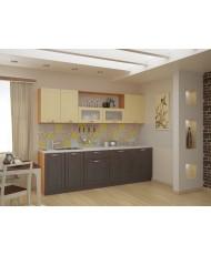 Купить недорого Кухня Тиса - Кухня Тиса (2600х600х2132) в Украине