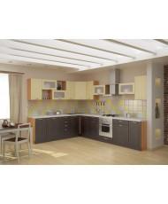 Купить недорого Кухня Тиса - Кухня Тиса (2400х2600х2132) в Украине