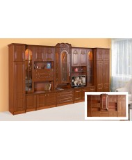 Купить недорого Мебель для гостиной - Гостиная Лорд-5,0 в Украине