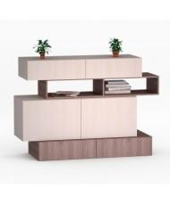 Купить недорого Коллекция - Мокос  - Компьютерный стол-стенка - Мокос 3 в Украине